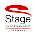 Logo des Musicalproduzenten Stage Entertainment